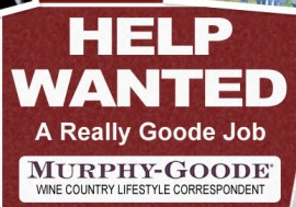 Murphy-Goode Help Wanted Sign
