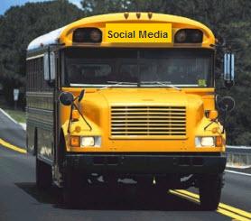 Social Media Bus