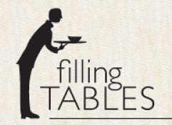 Filling Tables - Internet Marketing for Restaurants