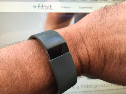 My Fitbit